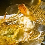 神蔵 - オマール海老のオーブン焼き 500円