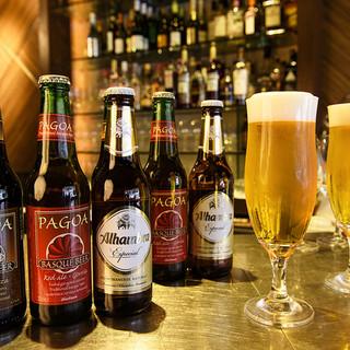 ◆スペイン直送クラフトビール◆◆バスク産クラフトビール入荷◆