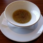 風の邱 - ビーフスープ