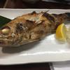 新日の基 - 料理写真:ノドグロ塩焼き