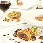 RAYON - 料理写真:旬の豪華食材を美味しく調理