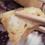 魚て津 - 玉子焼き
