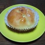 クラムバゲット - クリームチーズとハチミツのパン