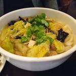 XI'AN - 素菜麺