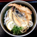嵯峨野 - 料理写真:天ぶっかけうどん