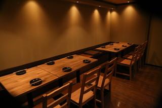串焼屋ウナチッタ  - 【離れ】テーブル 最大14名様OK