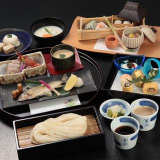 接待、会食で秋田食材をふんだんに使った会席料理をご堪能下さい