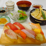 海鮮茶屋 濱膳 - 寿司御膳