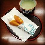 美由堂 - 料理写真:塩原といえば…とて焼き!!