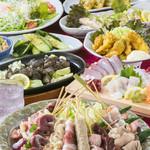 博多一番どり居食家 - ◎宴会    焼き鳥コース