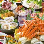 博多一番どり居食家 - ◎宴会    海鮮三昧コース