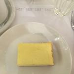 ローズベーカリー - リコッタチーズケーキ
