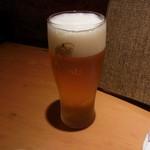 よだきんぼ - 生ビール