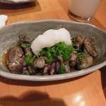 よだきんぼ - 地鶏の炭火焼ねぎポン酢