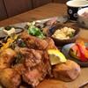 Cafeこもど - 料理写真:三種の竜田揚げランチ