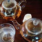 キャトルキャール - 紅茶・ビンテージダージリン535円