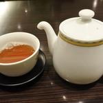 銀座アスター - ジャスミン茶