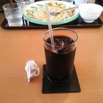 ウッドペッカー - アイスコーヒー