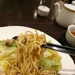 銀座アスター - 麺