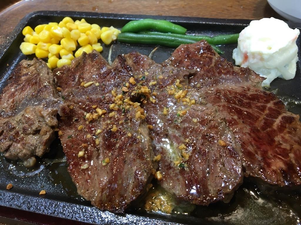 ステーキ食堂&肉飯