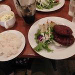 Niku Jyu-Hachi - 豚肉プレート