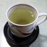 楽屋 - 昆布茶
