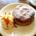 EMPORIO cafe&dining - アップルパイ♡