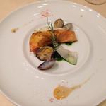 フレンチ レストラン 九段プレジール - 前菜