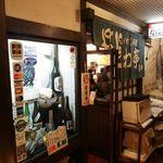 なにわ亭 - 店・玄関の一例 2015年12月