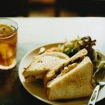 ザリガニカフェ - sandwich