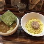 64961879 - 170331辛つけ麺(小)750円