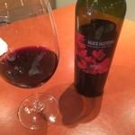 円山バル・クロ - グラスの赤おかわり