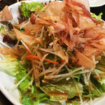 焼肉木曽 - 木曽のサラダ