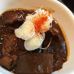 焼肉木曽 - どて煮