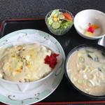 味富 - 料理写真:オススメセット