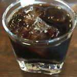 ガロンコーヒー - アイスコーヒー  420円