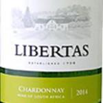 湘南ダイニング TAMARU - リベルタス シャルドネ Libertas Chardonnay 南アフリカ 辛口