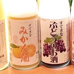 湘南ダイニング TAMARU - 麻原酒造 「すてき」シリーズ