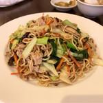 中国料理 桜花亭 - 上海焼きそば