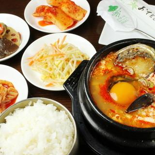 こだわりの韓国料理