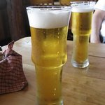 ハックルベリー - ビール
