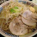 麺屋ZERO1 - 麺屋ZERO1 @西葛西 ガッツリラーメン 680円