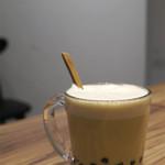 ICE MONSTER - タピオカウーロンミルクティー