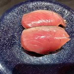 回転寿司六鮮 新世界店 - 中トロ