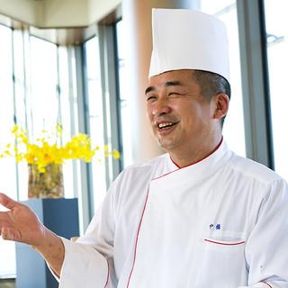 料理長中橋淳作