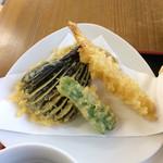 64975429 - 天ぷら。                       美味し。