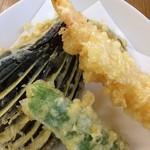 64975432 - 天ぷら。                         美味し。