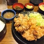 64975706 - 唐揚定食(17-04)