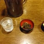 64975910 - 小鉢とお漬物(17-04)