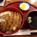 64976186 - カツ丼ぶり830円